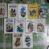Giới thiệu các link facebook bán truyện tranh cũ uy tín (mình đã từng mua)