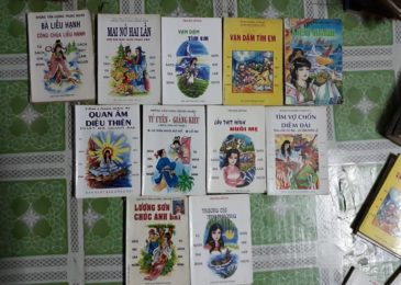 Giới thiệu các Facebook bán truyện tranh xưa uy tín(mình đã từng mua).