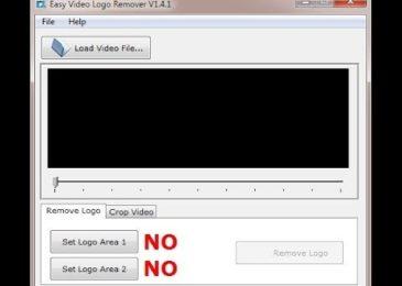 Xóa Logo bằng phần mềm Easy Video Logo Remover V1.4.1