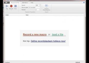 Sử dụng cùng lúc Macro Recorder 1.0.51.0 và AutoClick by PhongPro206 V2.1 để hoạt động trên hai game