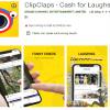 Kiếm tiền online trên smartphone từ ứng dụng ClipClaps