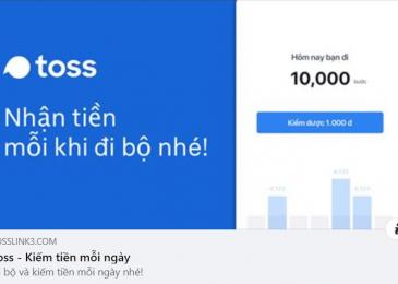 Cách hack app toss đi bộ để kiếm tiền mỗi ngày